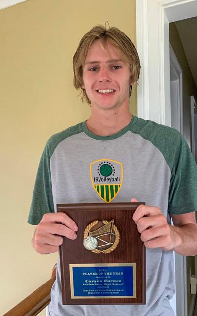 Carson Barnes, Player of the Year