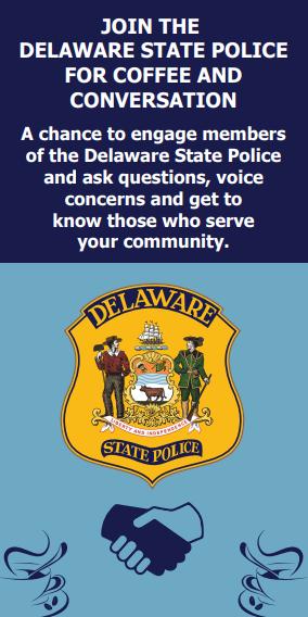 DSP Community Cafe flier