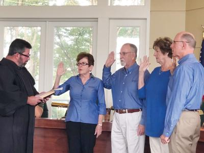 Bethany Beach council members sworn in