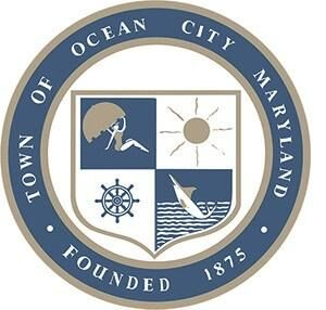 Seal of the Town of Ocean City, Md.