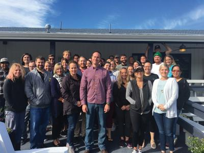 SoDel Concepts holds certified beer-server training for employees