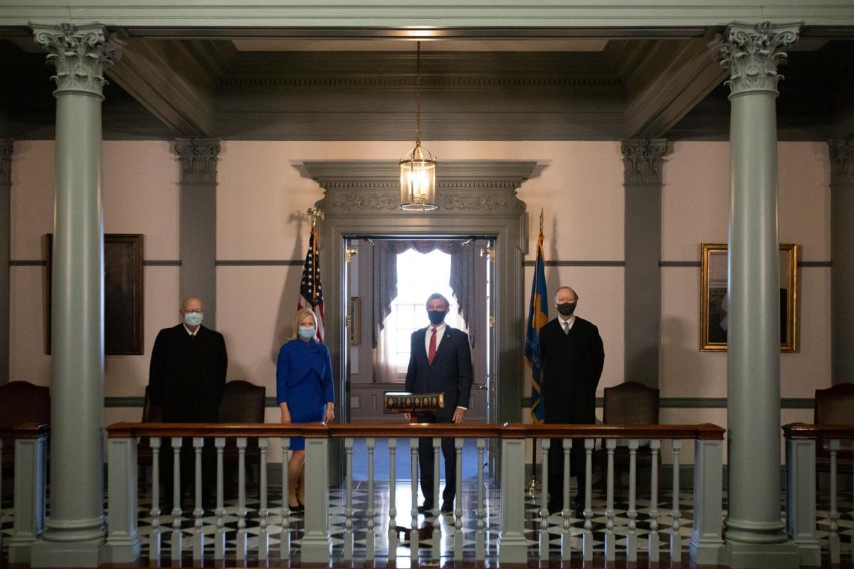 Delaware inauguration 2021