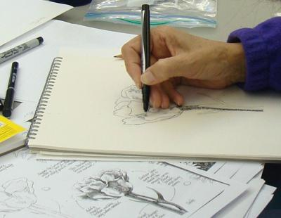 RAL Pen & Ink