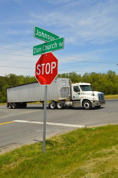 DelDOT to install signalized intersection on Route 20, truck (copy) (copy)
