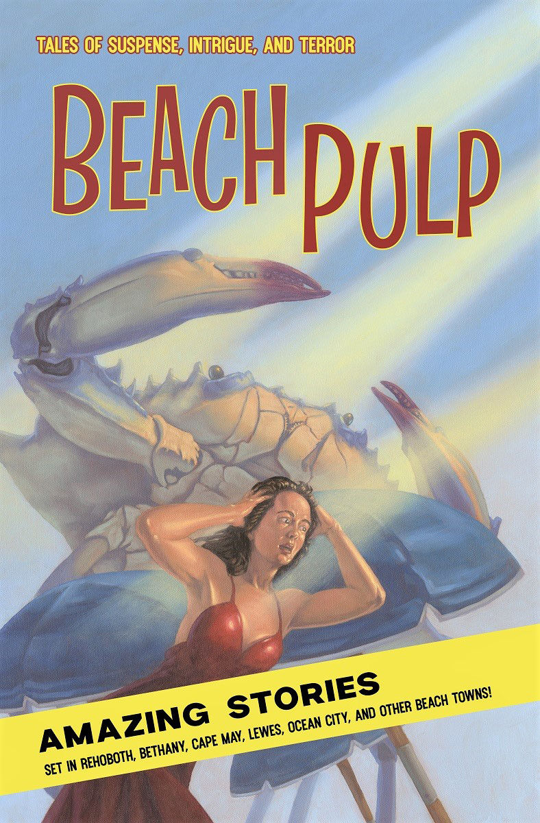 Beach Pulp by Cat & Mouse Press