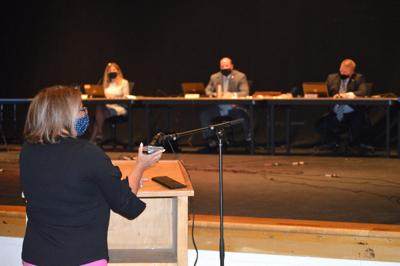 IRSD: Public comments by speakerphone