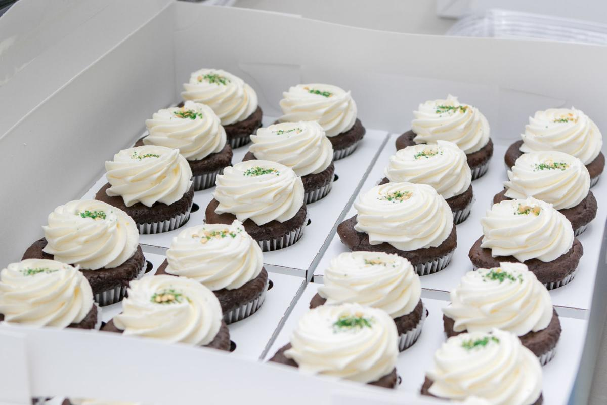 Sweet Disposition cupcakes