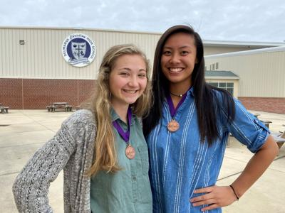 DCHS students bring home wins in Science Olympiad