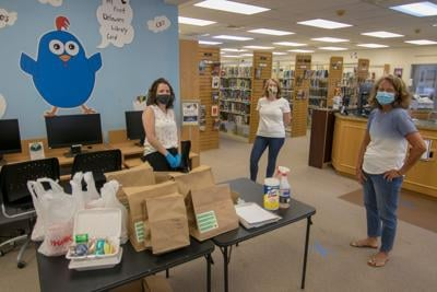 Meals at Selbyville Public Library - Staff