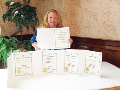 Delaware garden clubs recognized nationally