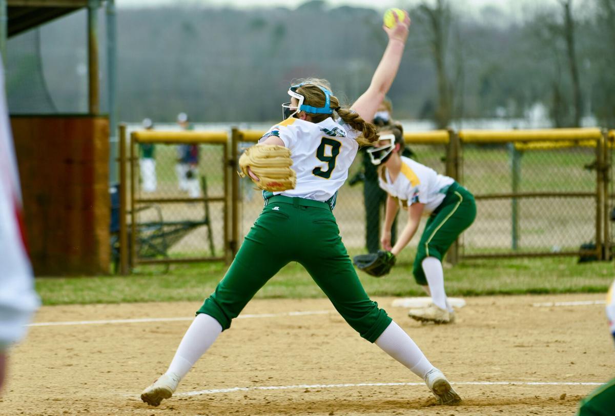 IR Pitcher Megan Daisey
