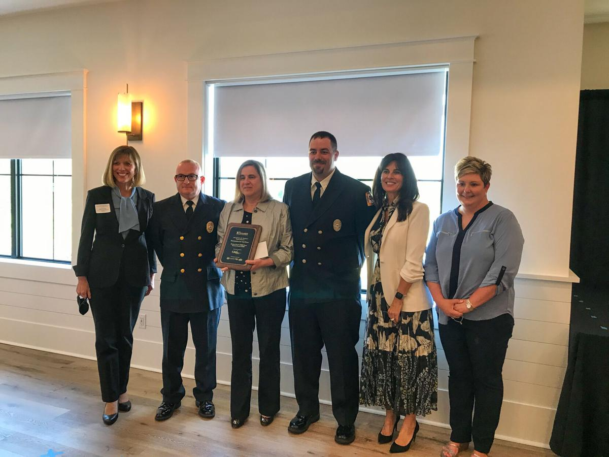 Sussex County EMS wins Valor Award