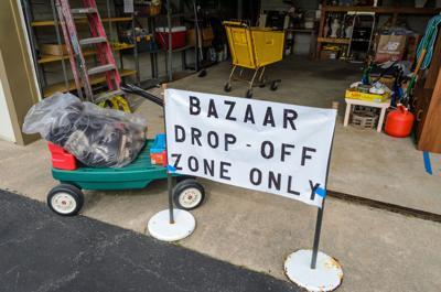 St. Ann's Bazaar drop-off