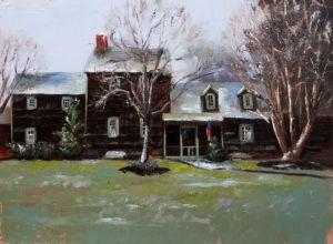 Peter Marsh Homestead