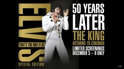 'Elvis: That's the Way It Is--Special Edition'