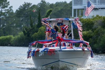 South Bethany Boat Parade