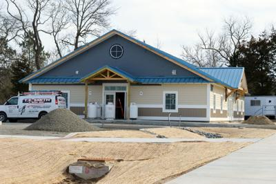 Millville Town Park nears completion