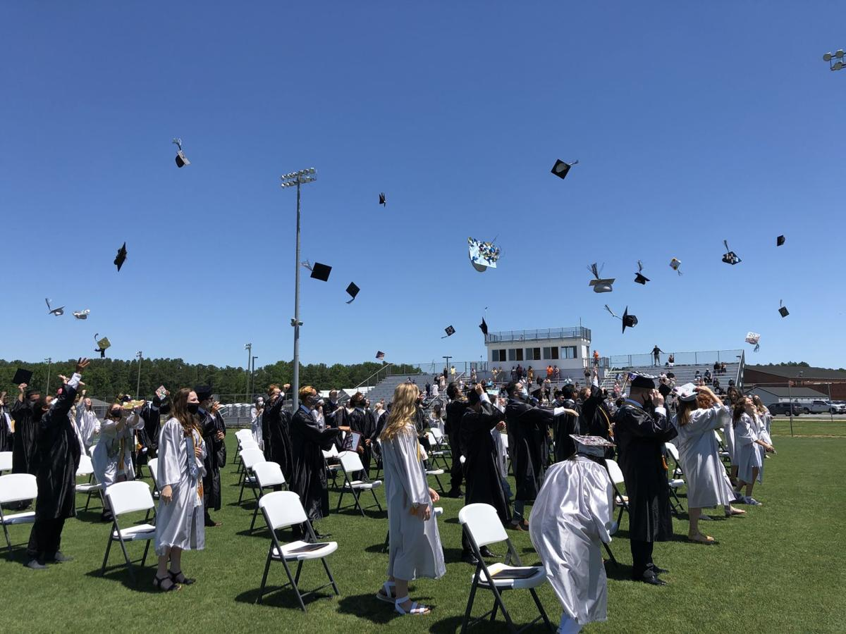 Sussex Tech graduates Class of 2020