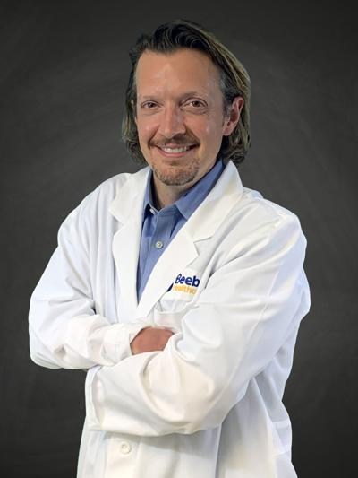 Dr. Samuel Swisher-McClure, Beebe Oncology