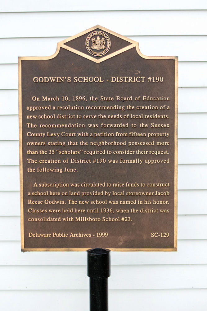 Godwin School recognized