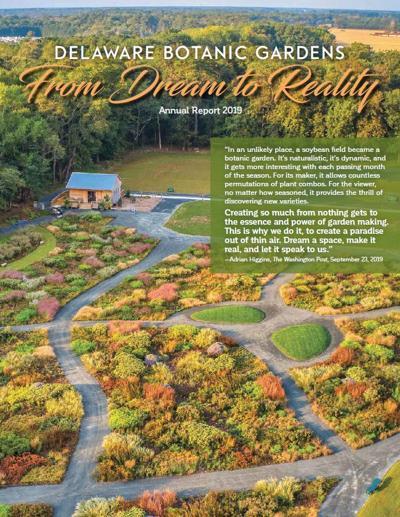 Delaware Botanic Gardens report