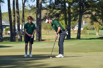 Zach Lingenfelter IRHS golf