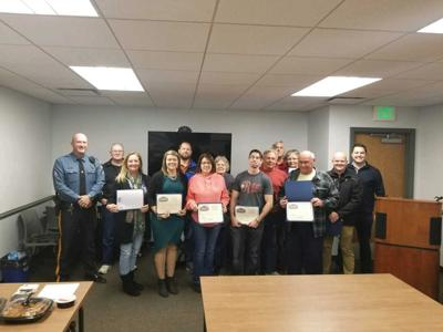 Millsboro businesses participate in MPD Business Academy