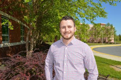 IRHS Teacher of the Year Matthew Selba