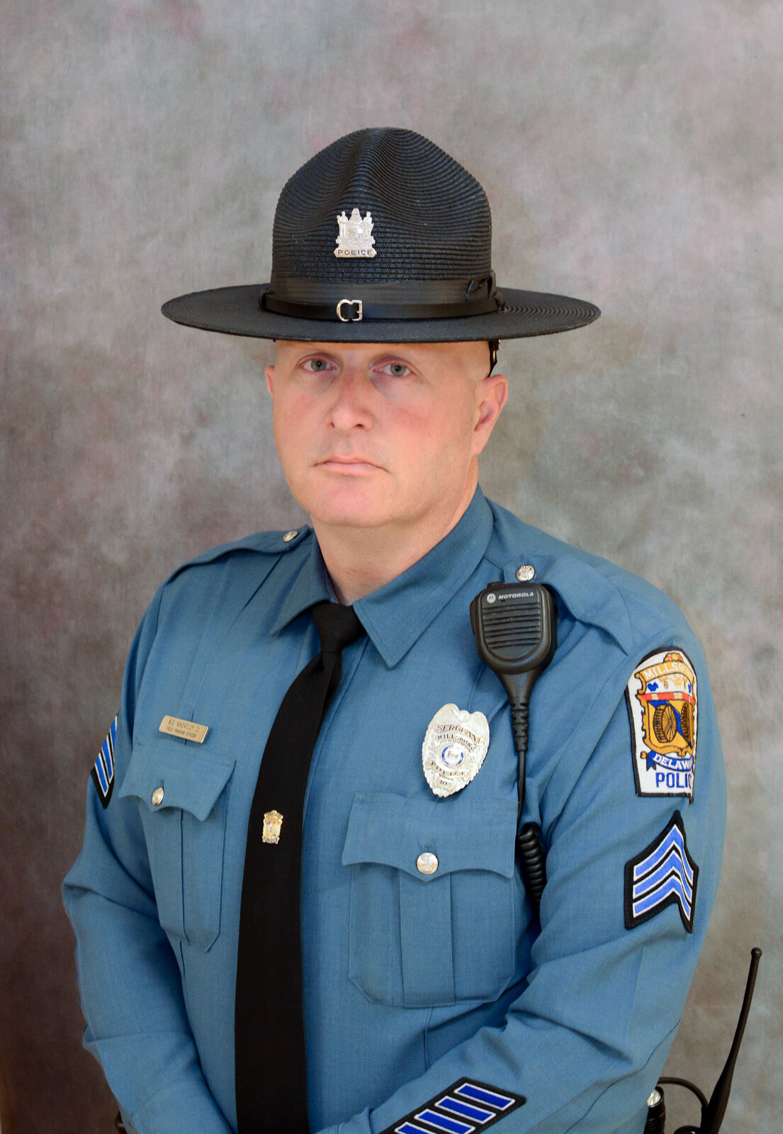 Barry Wheatley, Millsboro PD Officer of the Year 2020
