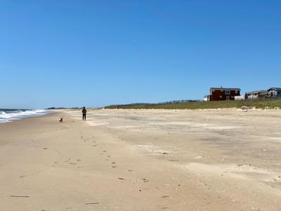 South Bethany beach reopens