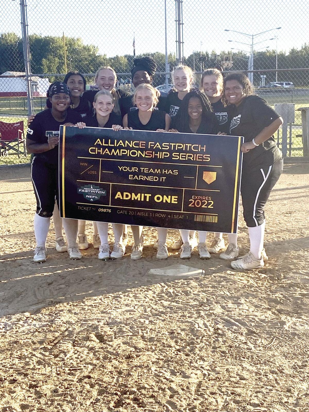 Delaware Tribe 16U team 2021