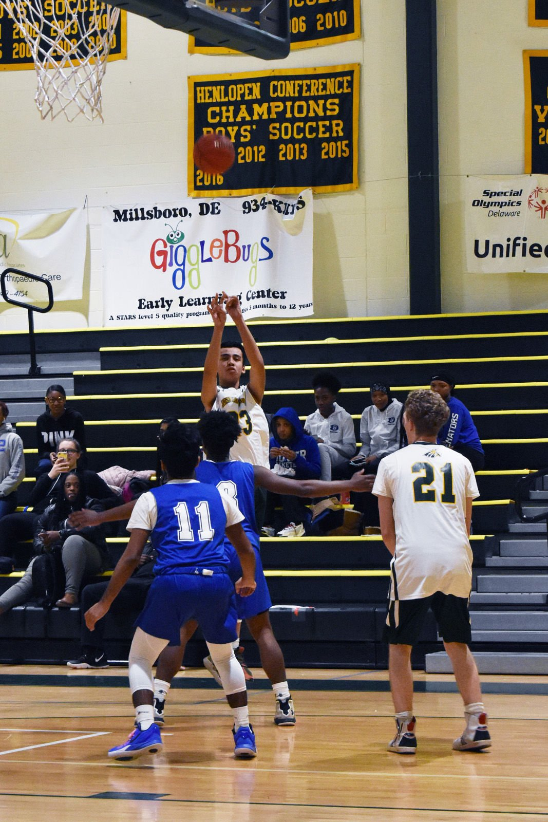 IR's Unified hoops team impressive on the hardwoods
