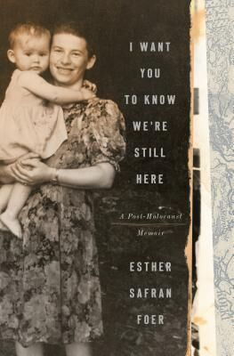 I Want You to Know We're Still Here book cover