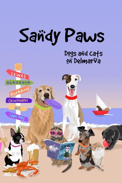 'Sandy Paws'