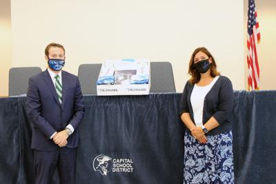Highmark donates PPE to schools (copy)