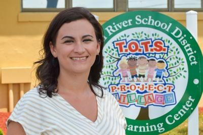 Ashley Rowe, Early Learning Center Teacher of the Year 2021-2022