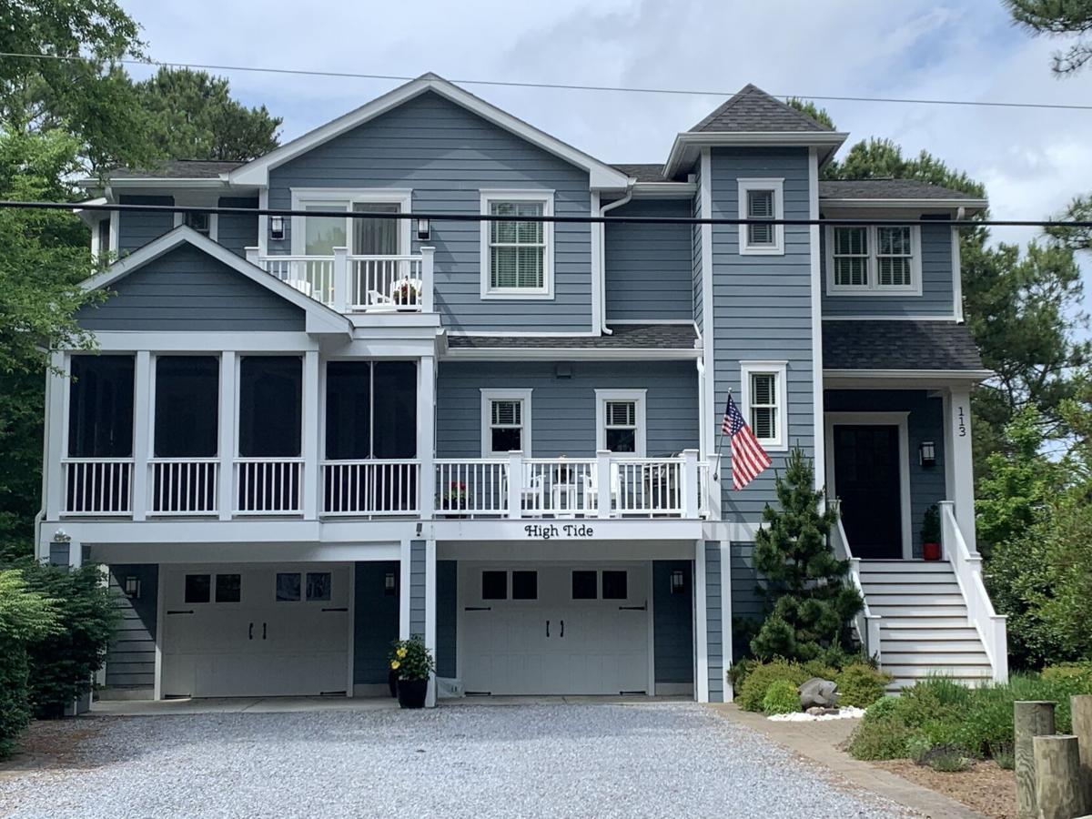 Middlesex Beach home