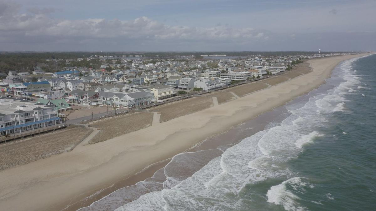 Bethany Beach closes beach to public