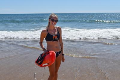 BBBP lifeguard Amanda Miller