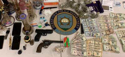 Millville drug raid evidence