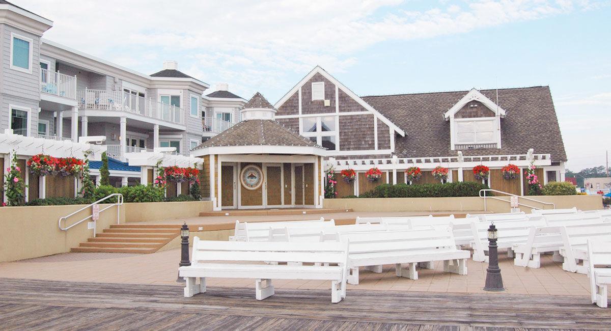Bethany Beach Bandstand (copy) (copy)