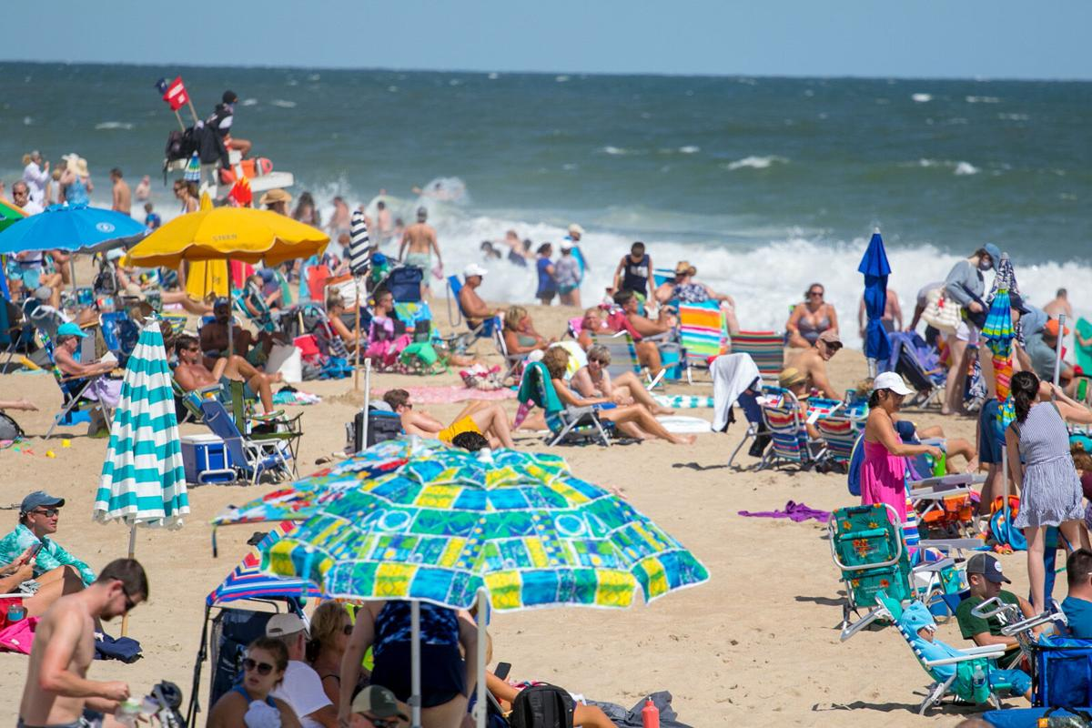 Summer winds down in Bethany Beach