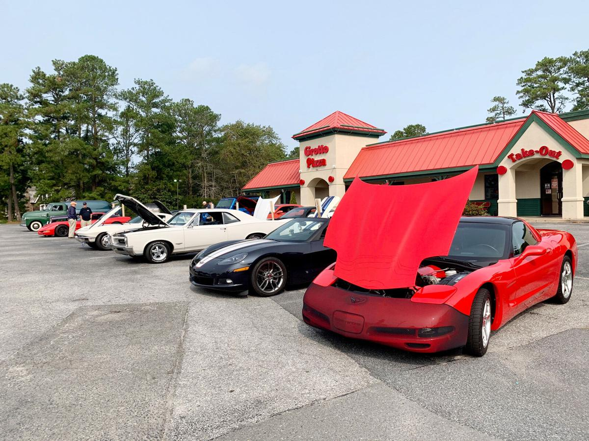 Bethany Beach Cars & Coffee group