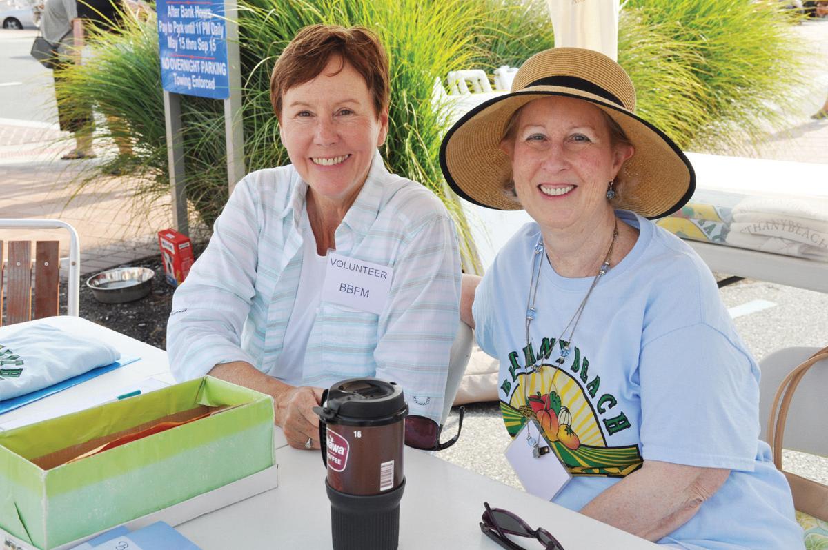 Bethany Beach Farmers' Market (copy)