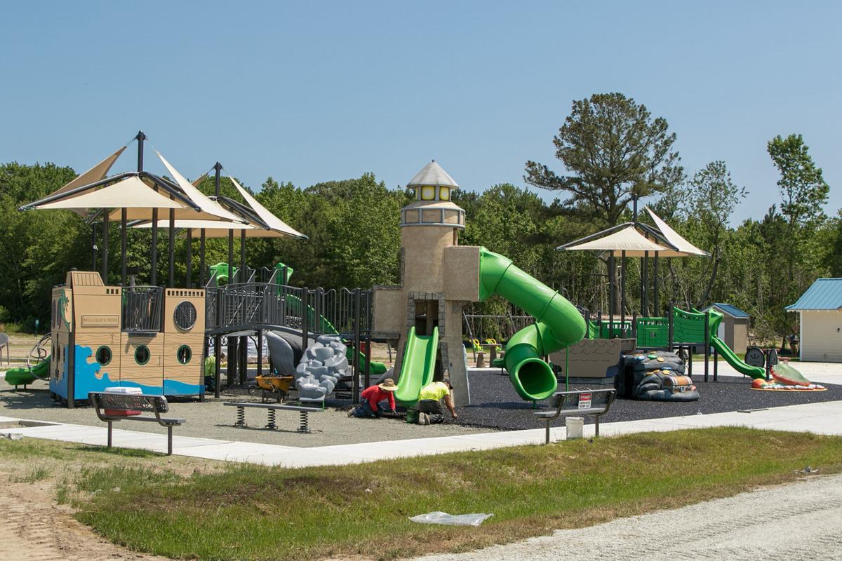 Evans Park at Millville (copy)