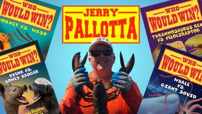 Author Jerry Pallotta