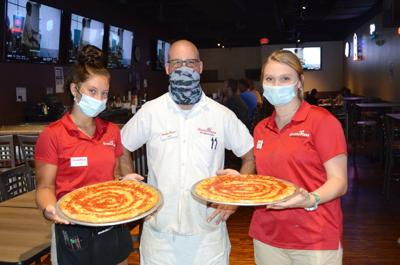 Grotto Pizza Bethany (west) reopens