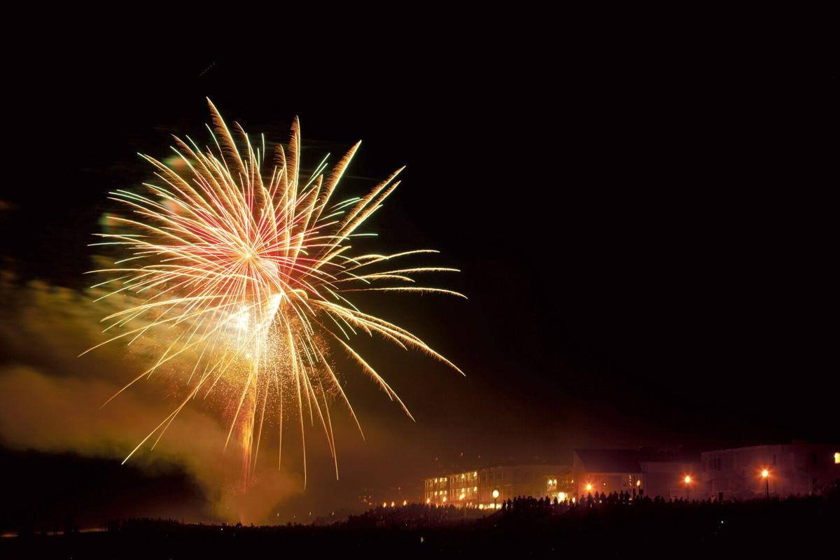 Bethany Beach Fourth of July fireworks