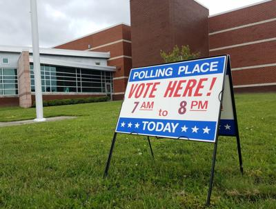 IRSD school board elections and polling place