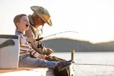 Youth fishing (copy)